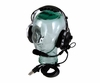 Pilot USA PA-1161 Mono/Stereo Aviation Headset