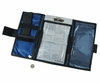 Jeppesen JS626003 VFR Tri-fold Kneeboard with Clipboard