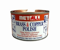 Met-All Brass and Copper Polish