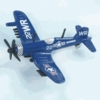 World War II Diecast Planes