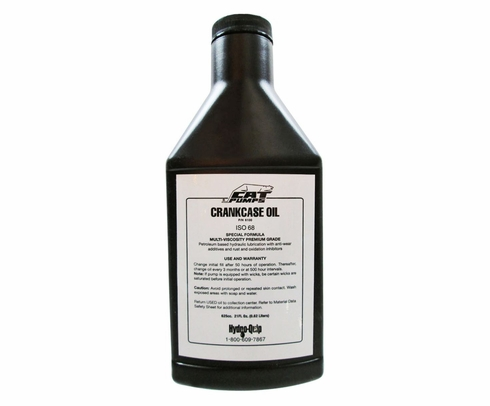 CAT Pumps 6107 Crankcase Lubricating Oil - 21 oz Bottle
