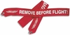 "Aviation Supplies & Academics ASA-RBF 17"" Remove Before Flight Warning Streamer"