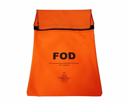 Seitz FOD-3 Orange (FOD) Foreign Object Debris Bag