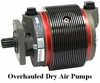 Rapco Overhauled Aircraft Engine Vacuum Pumps