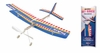 WowToyz IN-EZRU Propeller Powered Giant Sky Rover Foam Board Plane