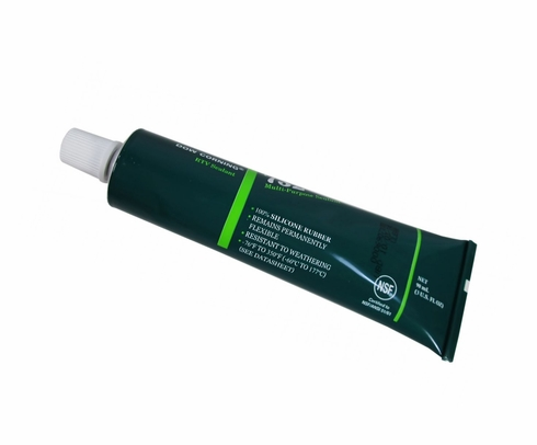 Dow Corning RTV-732 Clear Silicone Sealant - 3 oz Tube