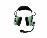 David Clark H10-66XL Dual Impedance Headset ANR - 40614G-05
