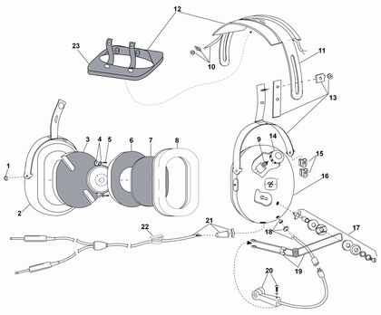 wiring diagram for ring main with David Clark Headset Parts H10 30 on Sk electrical likewise I0000Uso2cnECN3w in addition Navigation Light Circuits besides Open Deck Engine together with T13068334 Replace starter 2006 honda civic.