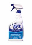 Spray Nine 88824 AV-8 Aircraft Soap - 24 Oz. Spray Bottle