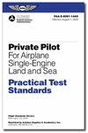 ASA Private Pilots of Airplane Single-Engine Land and Sea Practical Test Standards