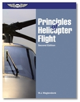 Aviation Supplies & Academics ASA-PHF-2 Principles of Helicopter Flight Book
