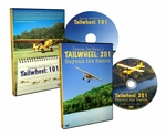 Damian DelGaizo's Tailwheel: 101 DVD Collection
