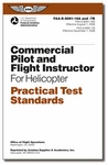 ASA Helicopter Commercial Pilot & Flight Instructors Practical Test Standards