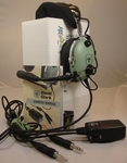 David Clark 40600G-05 Model H10-13X Noise-Cancelling Aircraft Headset