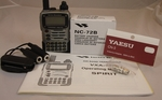 Yaesu Vertex VXA-710 Spirit Air Band Transceiver Nav/Com