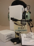 David Clark H10-76XL Low Impedance Headset - 40699G-01
