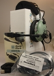 David Clark H10-76XP Low Impedance Headset - 40699G-02