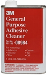 3M 051135-08984 General Purpose Adhesive Cleaner - Quart Can