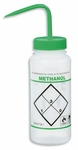 Bel-Art F116460623 Methanol Wash Bottle