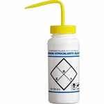 "Bel-Art F11646-0627 ""Bleach"" Safety-Labeled Wash Bottle"