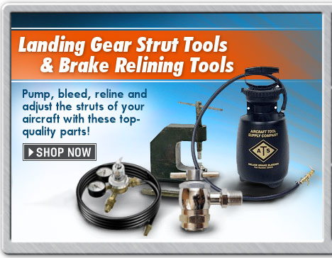Landing Gear and Brake Tools