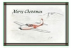 Airplane & Pilot Christmas Cards - Aviation Themed Christmas Cards