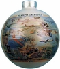 Airplane Christmas Ornaments - Aviation Christmas Tree Ornament