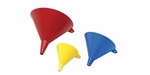 Blitz 05068 Assorted Funnel Set - 3 Piece
