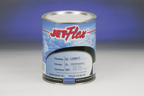 Sherwin-Williams CM0981310 JETFlex Black Base Aircraft Interior Finish - Gallon