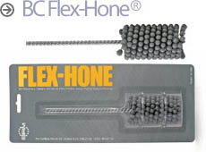 Flex-Hone Tool BC1224 Flexible Honing Brush - 1/2""