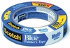 "3M 051115-03681 Scotch-Blue Multi-Surface Painter's Tape - 1"" x 60 Yds"