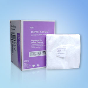 "DuPont AC1212 Sontara Aerospace Grade Wipes - 12"" x 12"" - 1000 Count Case"