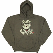 Big Bang Theory Soft Kitty Purr Hoodie