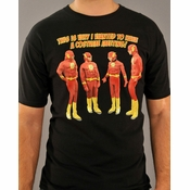 Big Bang Theory Costume Meeting T Shirt