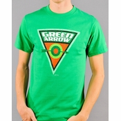 Green Arrow Bullseye T Shirt