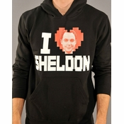 Big Bang Theory Sheldon Hoodie
