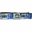 Star Wars R2 D2 Seatbelt Mesh Belt