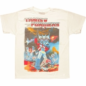 Transformers Prime Poster Youth T Shirt