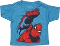 Spiderman Up and Away Infant T Shirt
