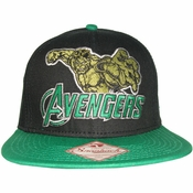 Avengers Incredible Hulk Hat