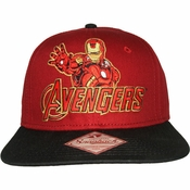 Avengers Iron Man Hat