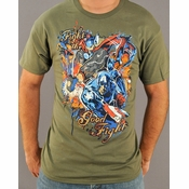 Marvel Good Fight T Shirt
