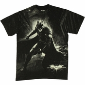 Batman Dark Knight Rises Full T Shirt