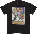 Green Lantern Ring Duel T Shirt