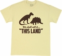 Firefly This Land T Shirt