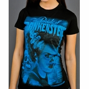 Bride of Frankenstein Elsa Baby Tee