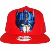 Transformers Optimus Head Hat