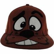 Scooby Doo Face Hat