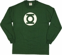 Green Lantern Long Sleeve T Shirt