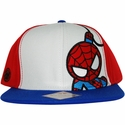 Spiderman Toy Tricolor Hat